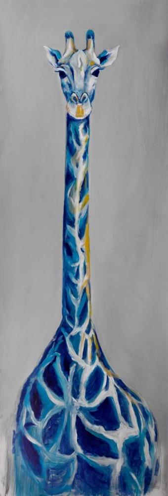 Blue Giraffe Atelier B Art Studio 150873