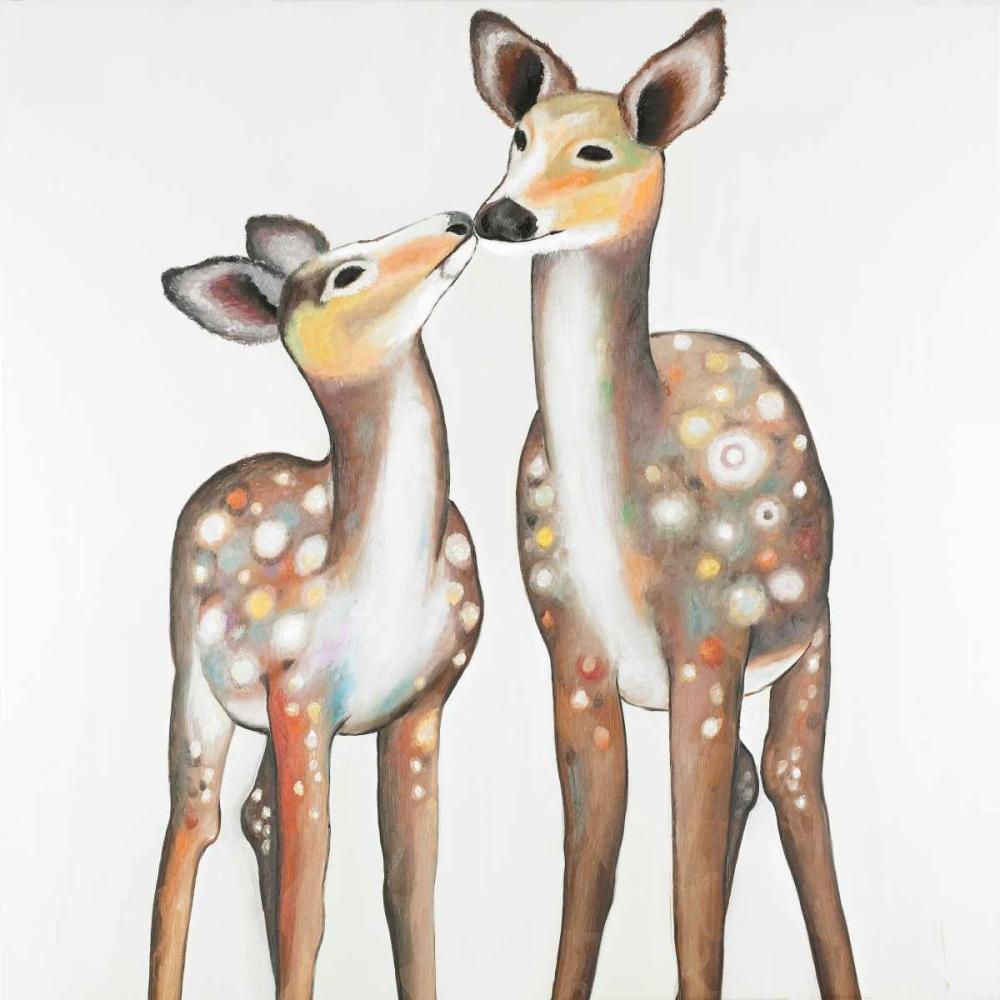 Deer with its Fawn Atelier B Art Studio 162999