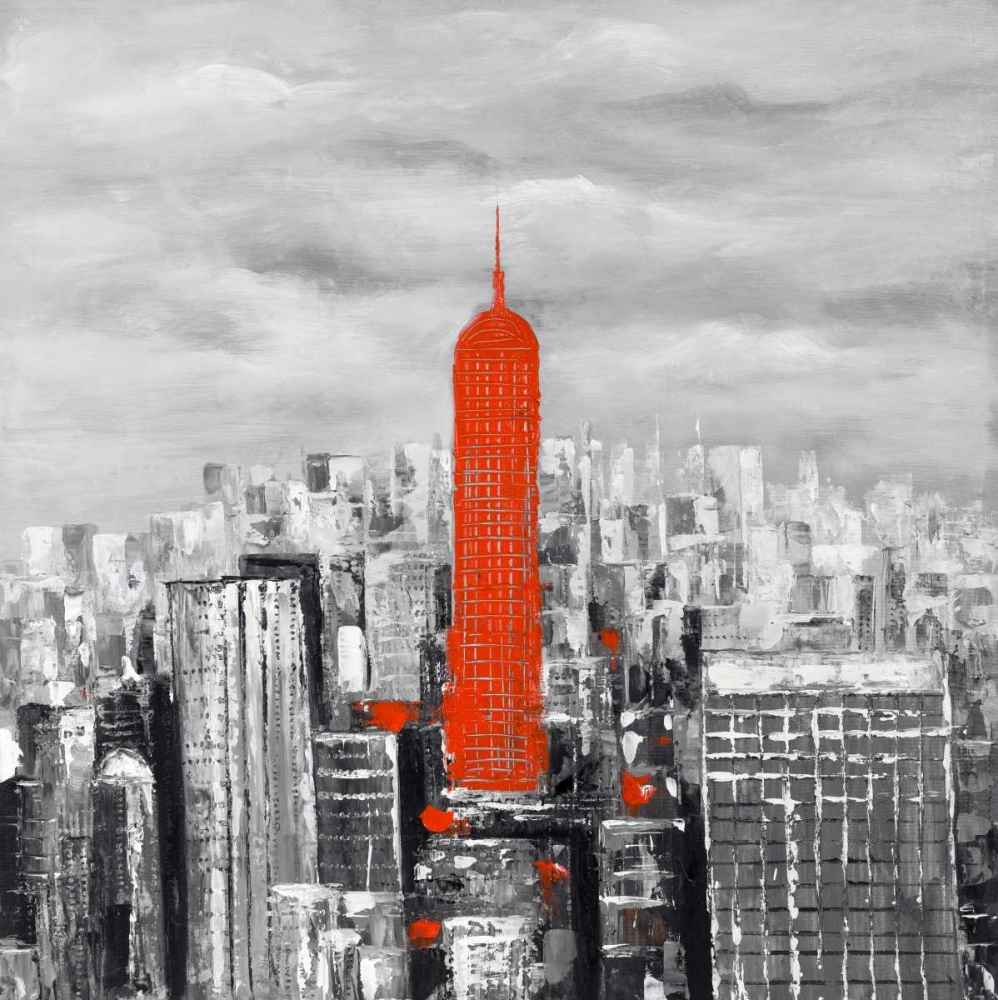 Empire State Building of New-York Atelier B Art Studio 150901