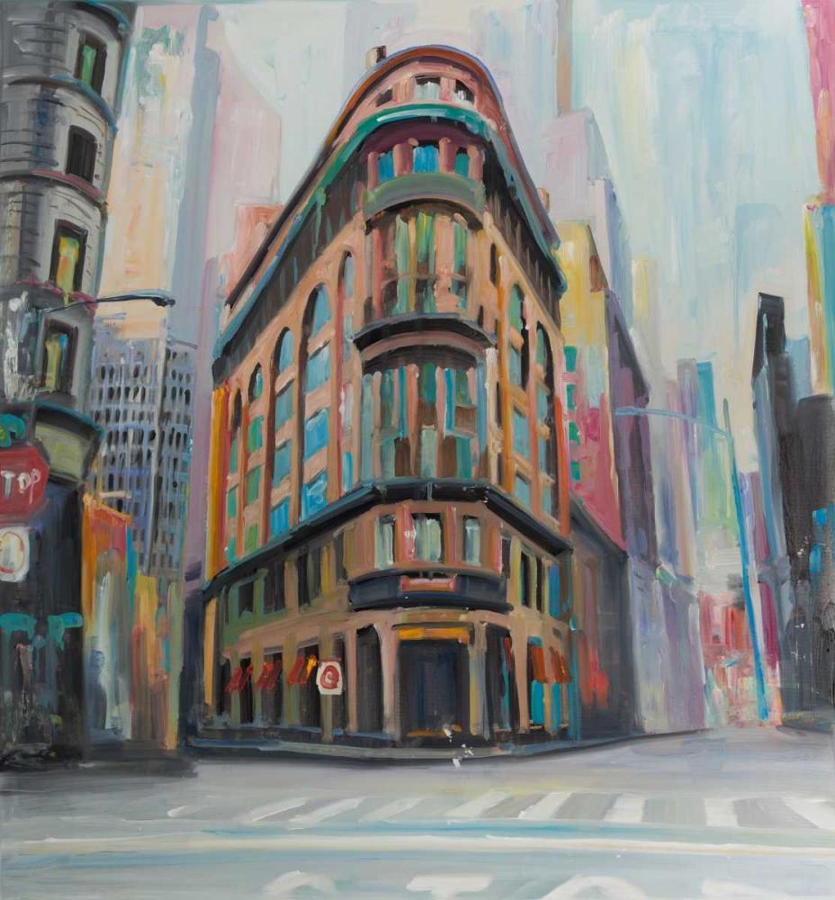 Building Architecture in New-York Atelier B Art Studio 150913