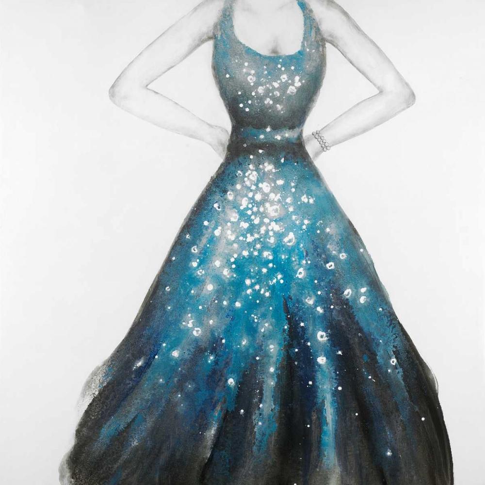 Blue Princess Dress Atelier B Art Studio 150954