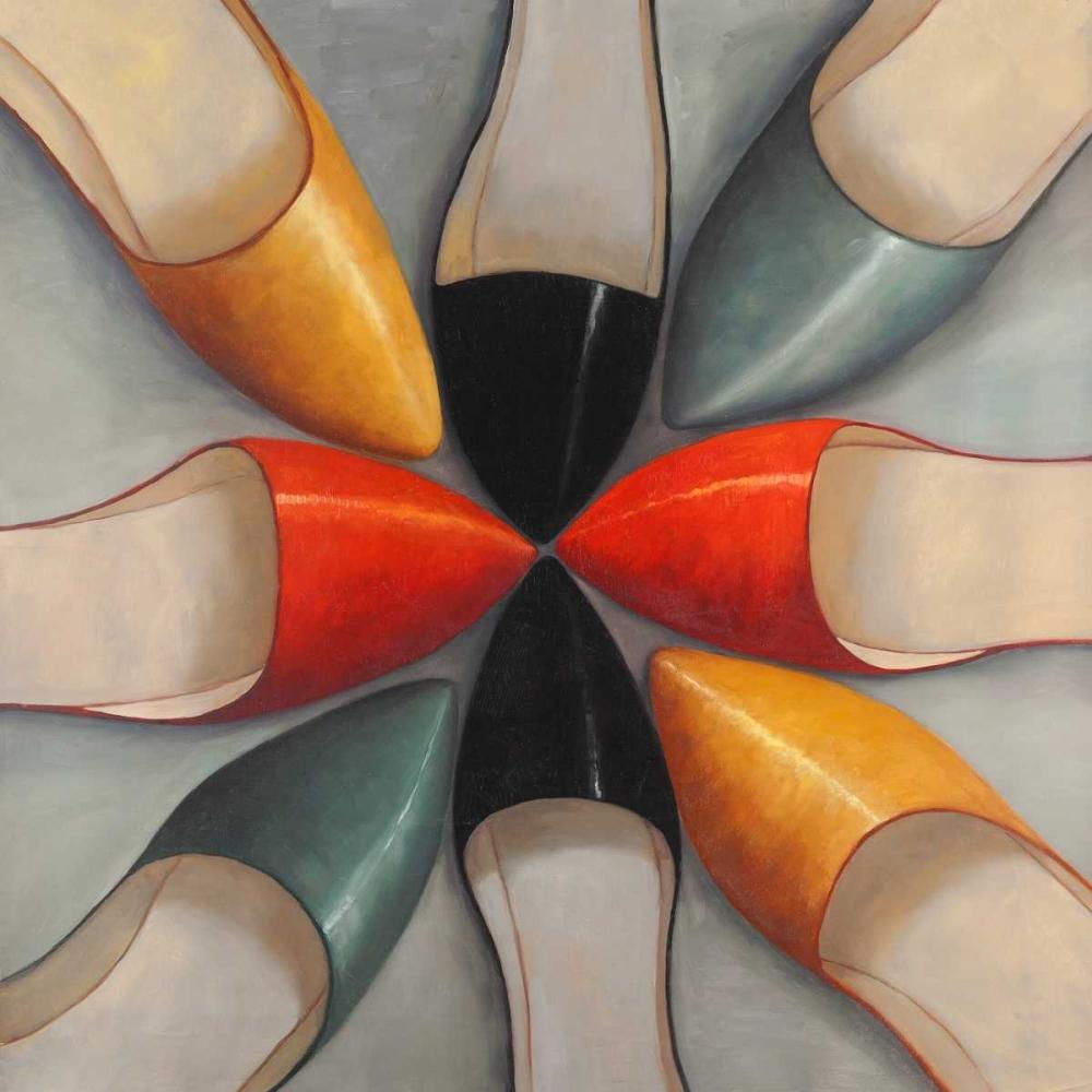 Womens Ballerina Shoes Style Atelier B Art Studio 150956