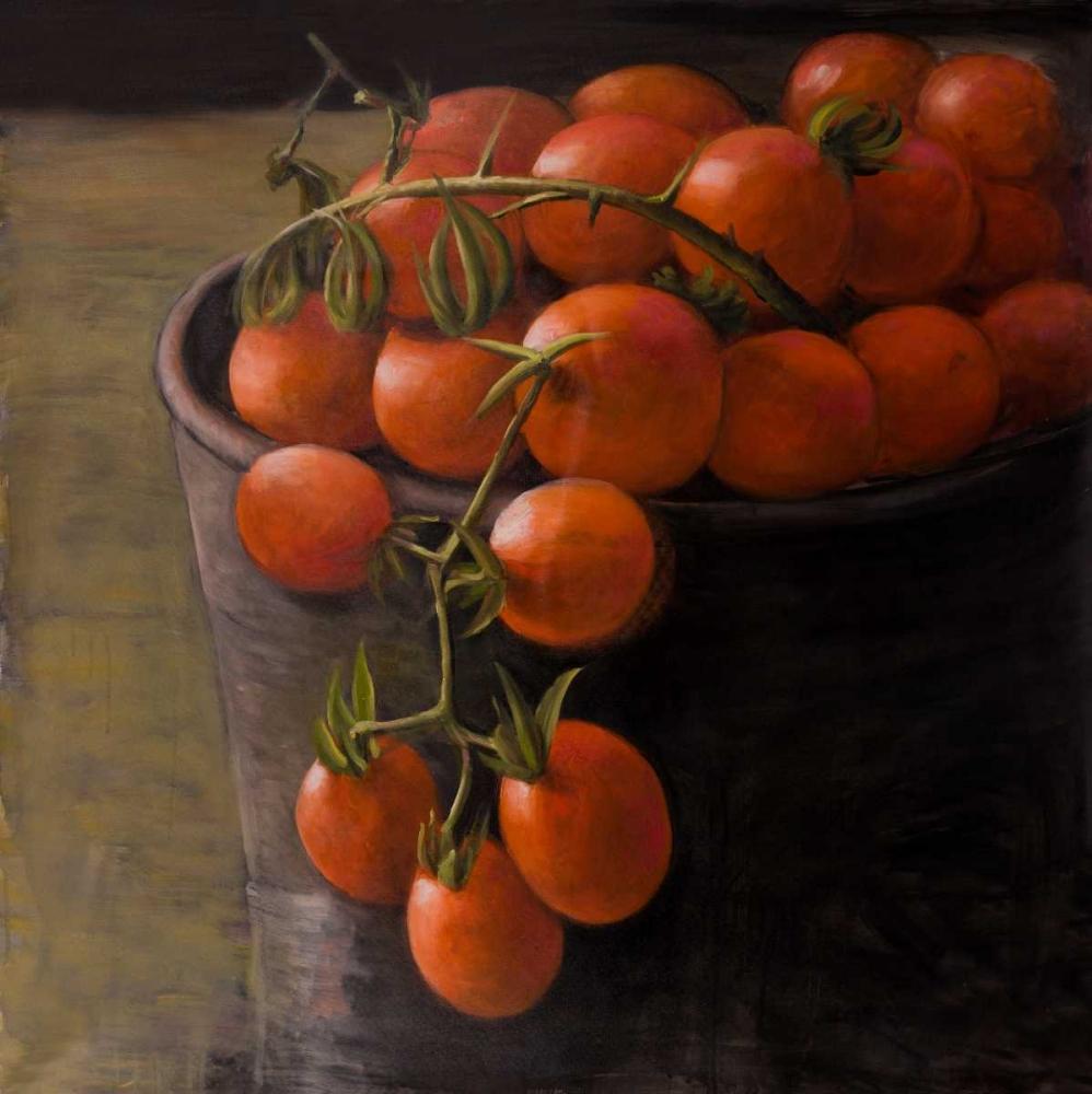 Cherry Tomatoes Vegetable-Fruit Atelier B Art Studio 154170