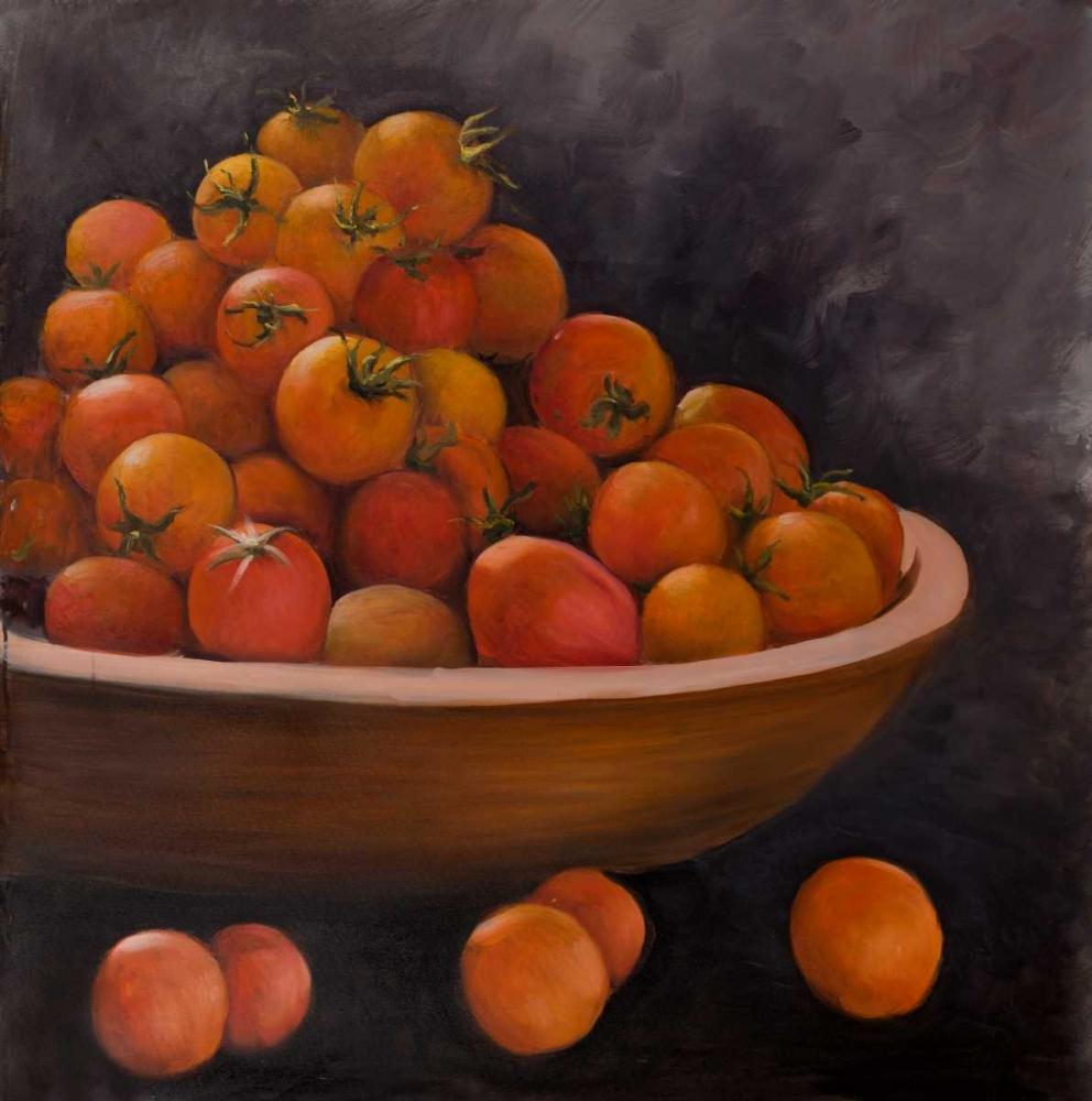 Cherry Tomatoes in Bowl Atelier B Art Studio 154171