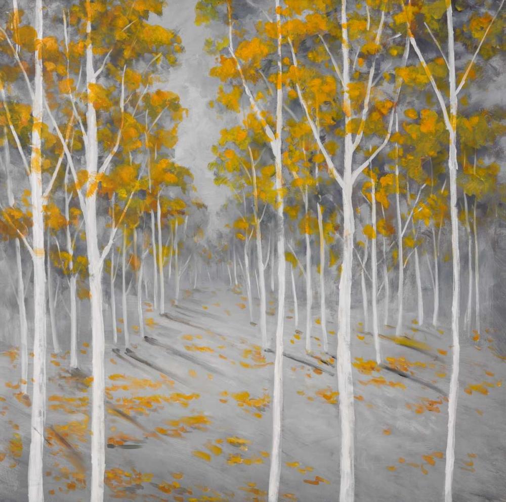 Birch Forest Atelier B Art Studio 154182