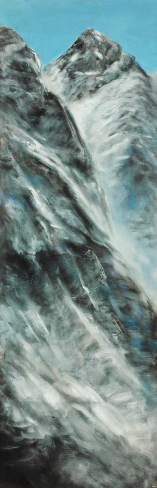 Mountains of Lhotse Wall on the Nepal Side Atelier B Art Studio 150993