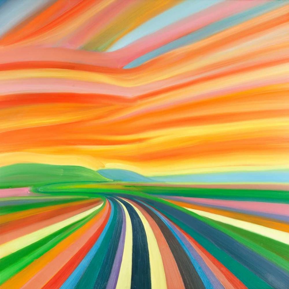 Colorful Road Atelier B Art Studio 163074