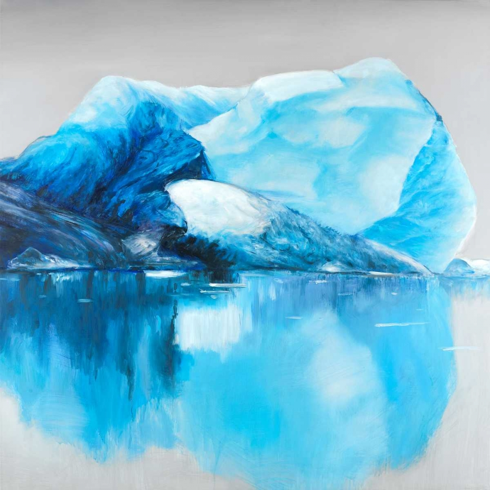Iceland Icebergs Atelier B Art Studio 163075