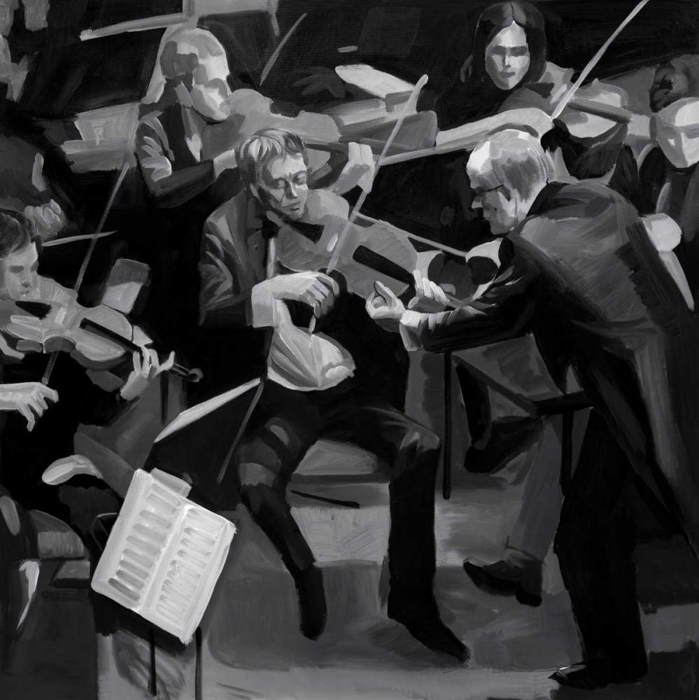 Symphony Orchestra in Music Atelier B Art Studio 151007