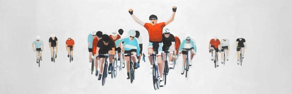 Cycling Competition Finals Atelier B Art Studio 151027