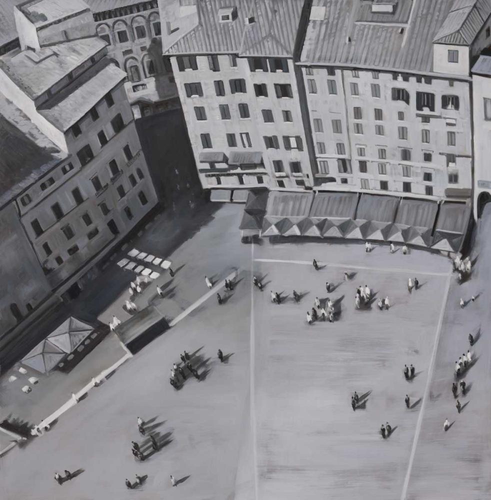 Piazza Del Campo in Italie Atelier B Art Studio 151036