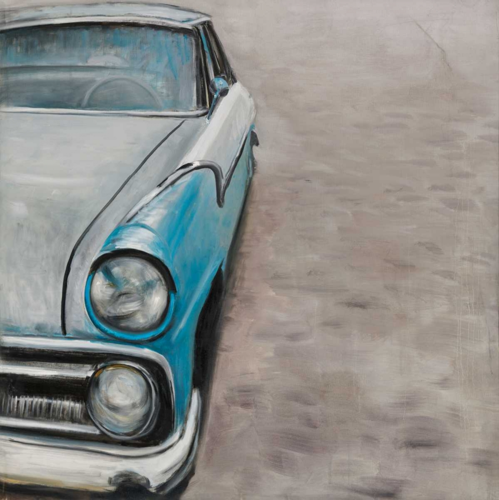 Old Classic Car Atelier B Art Studio 151043