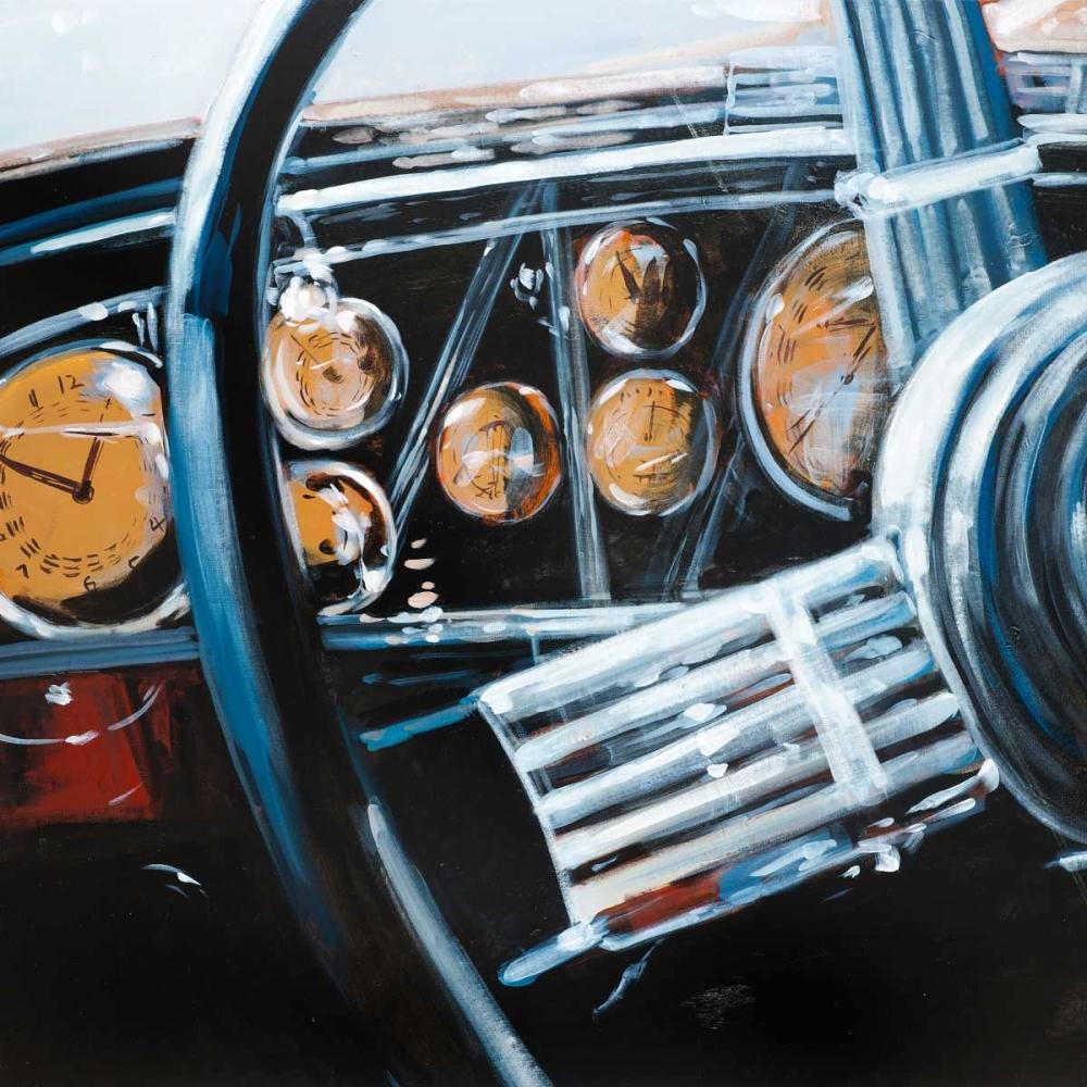 Vintage Car Interior Atelier B Art Studio 163093