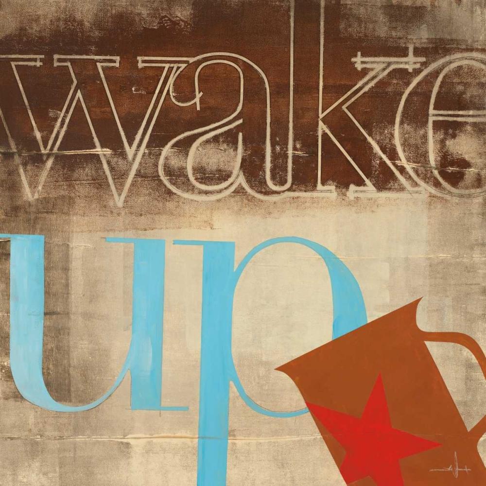 Wake Up Haxton, KC 157995