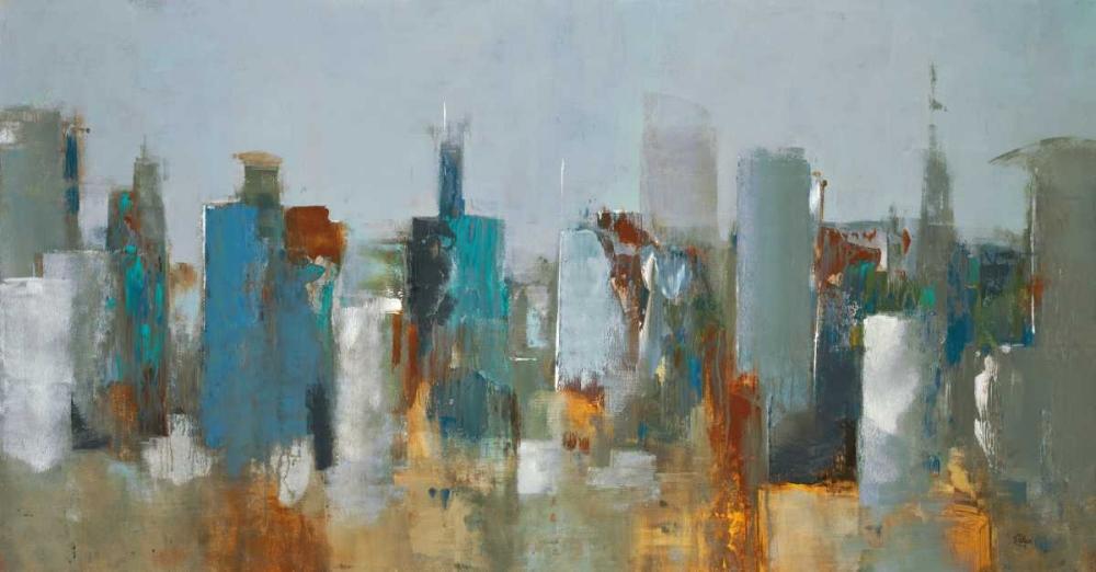 Cityscape Ridgers, Lisa 158358